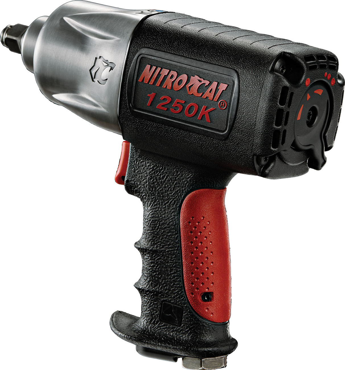 """AIRCAT 1/2"""" """"Kevlar™ Xtreme Torque"""" Composite Impact Wrench"""