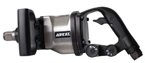 """AIRCAT 1"""" Low Weight Impact Wrench"""
