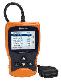 Actron AutoScanner Live Data with Color Screen