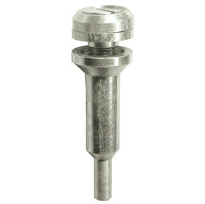 """AES Industries 1/4"""" & 3/8"""" Mandrel with 1/4"""" Shank"""