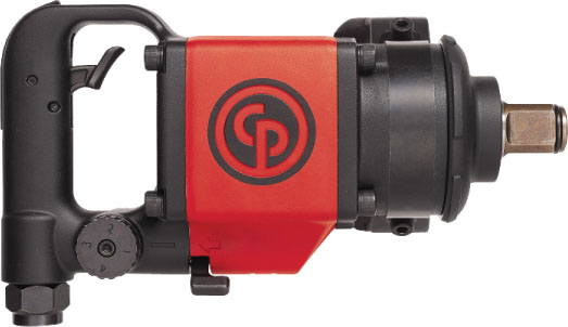 """Chicago Pneumatic 1"""" D-Handle Impact Wrench"""