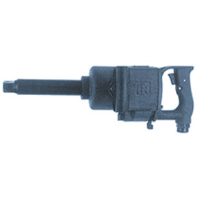 Ingersoll Rand 1 in. Drive Super Duty Air Impact Wrench with 6 in. Extension