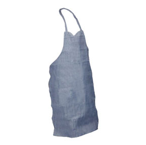 AES Industries Knee-Length Shop Apron AES-7320
