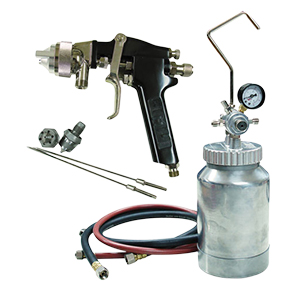 ATD Tools 2-qt Pressure Pot With Spray Gun & Hose Kit ATD-16843