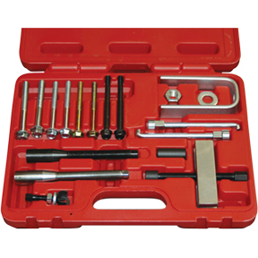 ATD Tools Deluxe Steering Wheel Remover & Steering Column Service Tool Set ATD-3059
