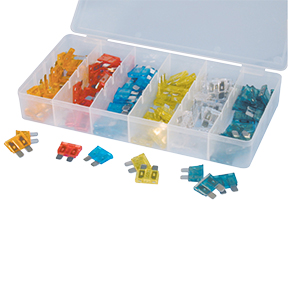 ATD Tools 120pc Car Fuse Assortment ATD-364