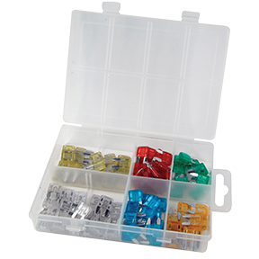 ATD Tools 100pc Mini-Care Fuse Assortment ATD-382