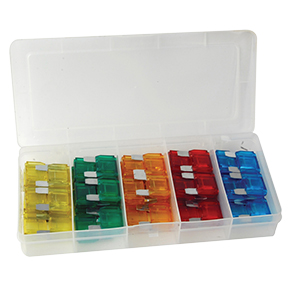 ATD Tools 50pc Automotive Maxi-Fuse Assortment ATD-386