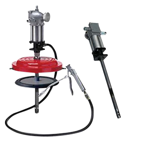 ATD Tools Air Operated High Pressure Grease Pump for 25 to 50 lbs. Drums ATD-5289