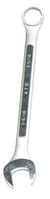 "ATD Tools 1-5/16"" x 16-1/4"" 12-Point Fractional Raised Panel Combination Wrench ATD-6042"