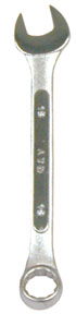 ATD Tools 13mm 12-Point Raised Panel Metric Combination Wrench ATD-6113