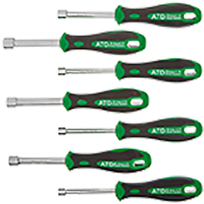 ATD Tools 7 pc. Metric Nut Driver Set ATD-6258