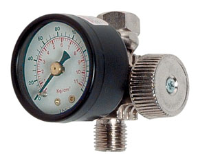 "ATD Tools 1/4"" Air Regulator with Control Gauge ATD-6753"