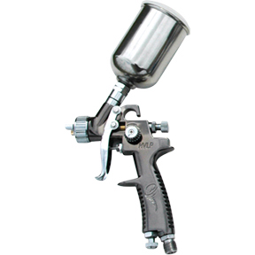 MEDCO Hvlp Mini Touch Up Spray Gun, 1.0Mm