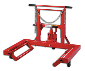 ATD Tools 3/4-Ton Hydraulic Wheel Dolly ATD-7227