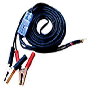 ATD Tools 25', 4 Gauge, 600 Amp Plug-In Booster Cables ATD-7974