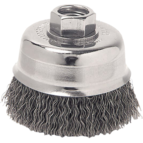 "ATD Tools 3"" Crimped Cup Brush ATD-8229"