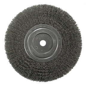 "ATD Tools 8"" Heavy-duty Wire Wheel Brush ATD-8263"