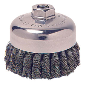 "ATD Tools 4"" Knot-Style Cup Brush ATD-8284"