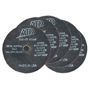 "ATD Tools 1/32"" Super Thin Cut-Off Wheel, Qty. 5 ATD-8298"