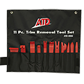 ATD Tools 11pc Trim Removal Tool Set ATD-8584