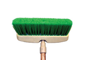 Bruske Products 4pk Truck Window Brush Nylon BRU-4117C4