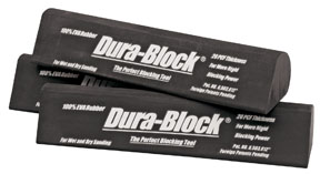 Dura-Block Black Tear Drop DRB-AF4406