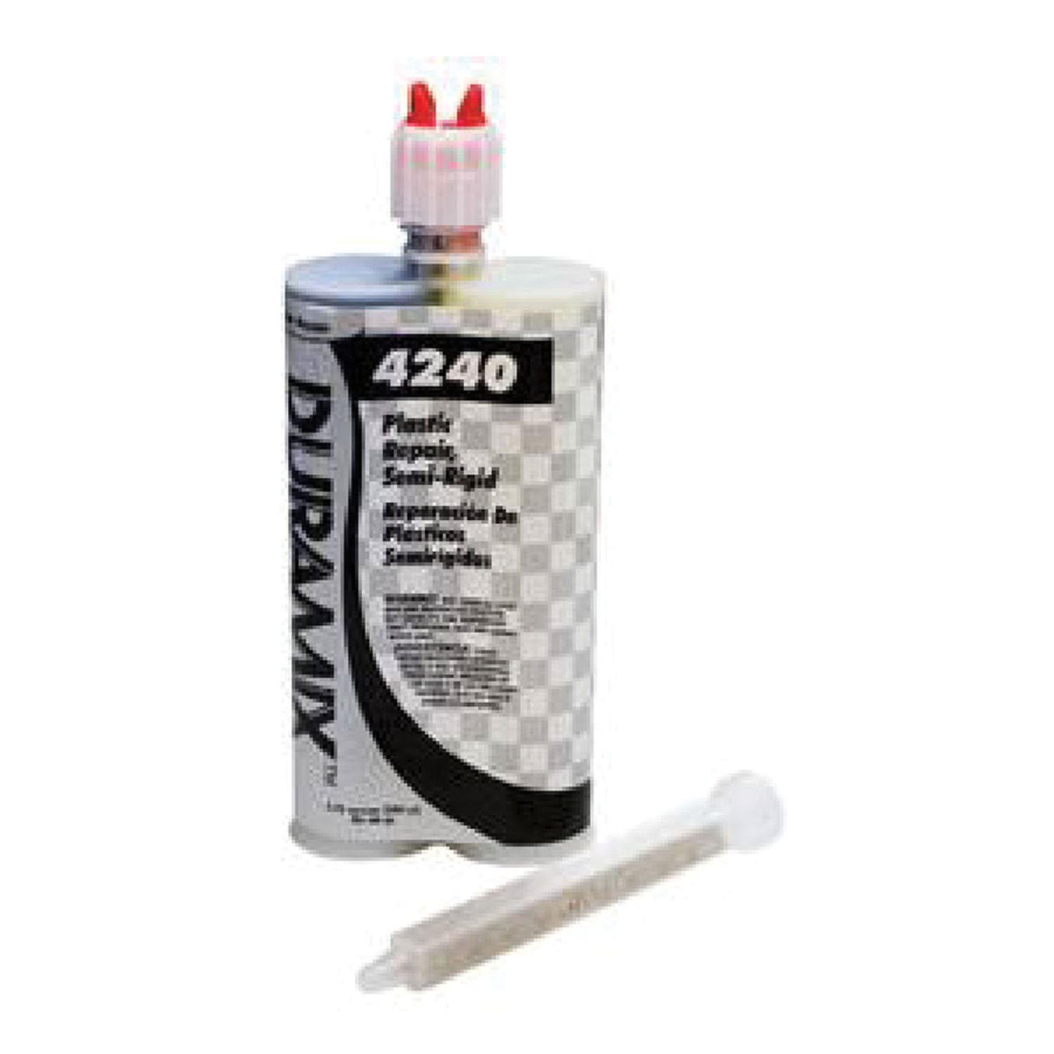 Duramix™ Plastic Repair Semi-Rigid 04240, 200 mL DRX-4240