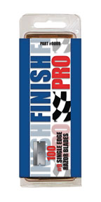 Finish Pro #9 Single Edge Razor Blades FPR-9009