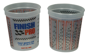 Finish Pro Quart Mixing Cups Quart Mixing Cups FPR-9032