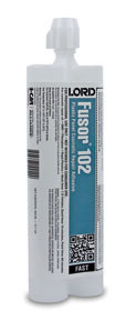Lord Fusor 10.1oz Plastic Body Cosmetic Repair Adhesive (Fast-Set) FUS-102