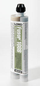 Lord Fusor 7.6oz Metal Bonding Adhesive (Medium-Set) FUS-108B