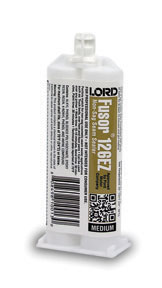 Lord Fusor Factory Match Catalyzed Seam Sealer (Medium-Set, Non-Sag), 1.7 oz. FUS-126EZ