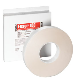 "Lord Fusor 7/8"" LORD Fusor® Clear Double-Sided Tape FUS-180"