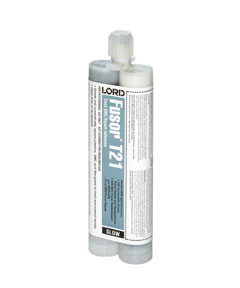 Lord Fusor Truck Plastic Structural/Cosmetic Adhesive (Medium-Set), 10.1 oz. FUS-T21