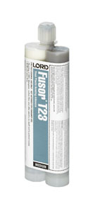 Lord Fusor Truck Plastic Installation Adhesive (Medium-Set), 10.1 oz. FUS-T23
