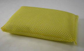 Hi-Tech Industries Mesh Bug Sponge, 4 in. x 7 in. x 1 in. HIT-2X