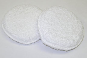 Hi-Tech Industries Round Terry Wax Pad HIT-3T