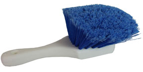 Hi-Tech Industries Short Handle Super Soft Fender Brush HIT-852
