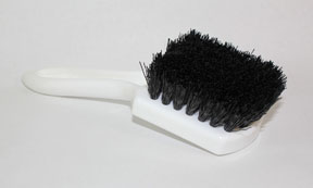 Hi-Tech Industries Poly Heavy Duty Tire Brush HIT-HDWW