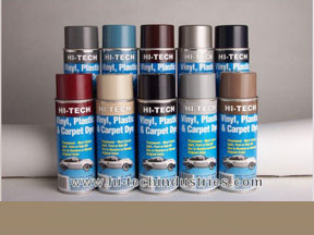 Hi-Tech Industries Vinyl, Plastic & Carpet Dye, Dessert Tan HIT-HT-205