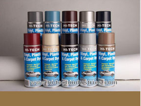 Hi-Tech Industries Vinyl, Plastic, & Carpet Dye, Tan HIT-HT-220