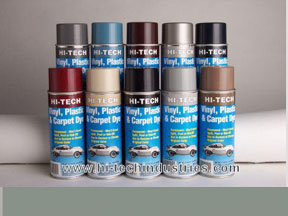 Hi-Tech Industries Vinyl, Plastic, & Carpet Dye, Gray HIT-HT-440