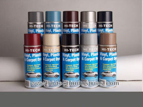 Hi-Tech Industries Vinyl, Plastic & Carpet Dye, Tawny Gray HIT-HT-445