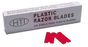 Hi-Tech Industries Plastic Blades HIT-PB100