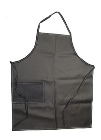Hi-Tech Industries Vinyl Apron, Heavy Duty With Pocket HIT-VA-4