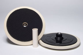 Hi-Tech Industries Classic Velcro Backing Plate HIT-VP-10