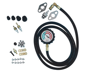 Hoffman 3-Way Exhaust Back Pressure Kit HOF-TU24APB