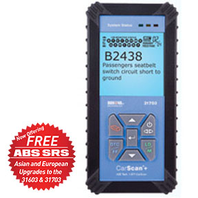 Equus Products CarScan + OBD1 & SRS/ABS at Sears.com