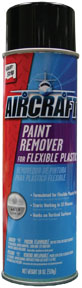 Kleanstrip Aircraft Paint Remover for Plastic, Aerosol KLE-EUP367